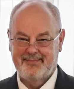 Mr Geoffrey David Harrison
